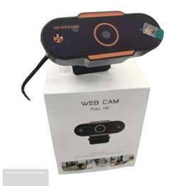 Cámara HD 1080 Para Pc Portatiles Usb