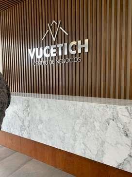 """ALQUILER DE OFICINA """" VUCETICH """""""