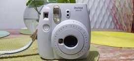 Instax Mini 9 Blanca
