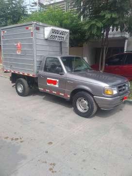 Vendo camioneta furgon Ford Ranger M97