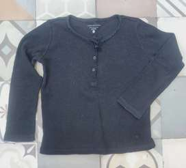 Remera Little Akiabara talle 4 impecable