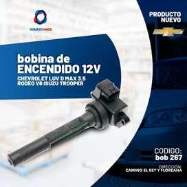 REPUESTOS ELECTRICOS PARA TODO TIPO DE AUTO -  BOBINA DE ENCENDIDO CHEVRLET LUV D-MAX ROMERO HNOS