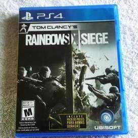 Rainbow Six Siege para Ps4