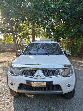 Vendo MITSUBISHI L200 13500 negociable