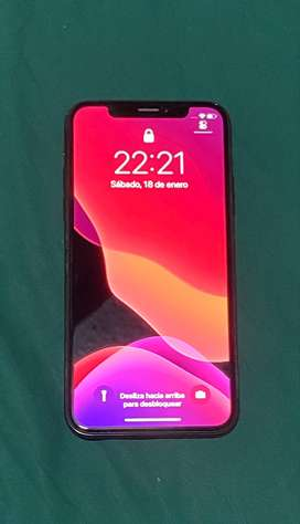 Vendo IPhone X� Space Gray 64gb (NO CAMBIOS)