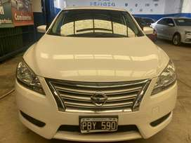 Nissan Sentra advance Pure drive 2015