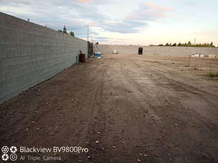 Terreno de 50 x 50 Bella Vista sur