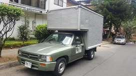 Toyota Hilux modelo 98