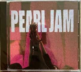 Pearl Jam - Ten cd