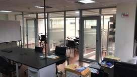 Oficina amoblada de arriendo, sector norte, Edificio Catalina Plaza
