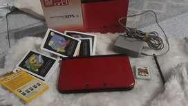 Vendo Nintendo3DS XL