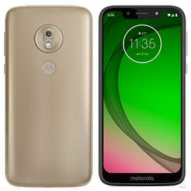 vendo moto g 7 play no levanta señal