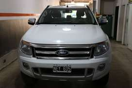 Ford ranger limited 4x4 3.2 tdci 2013