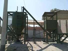 Fabricasion de plantas de concreto plantas de chancado reparasion ventas de fajas