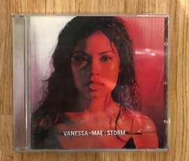 Vanessa Mae Storm CD Original