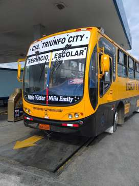 Vendo carrocería de bus mercedes benz