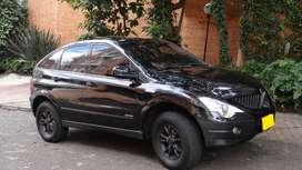 Camioneta Ssangyong Action Mt 2300 Aut 5p