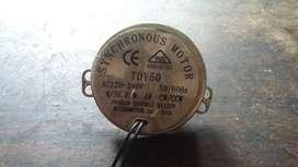 Motorsito Sincrono 220-240V - 4/5 R.pm - Ventilador de Pie