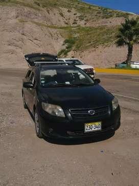 Vendo auto toyota fielder año 2010 gasolinero