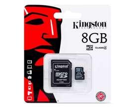 Memoria 8gb para celular