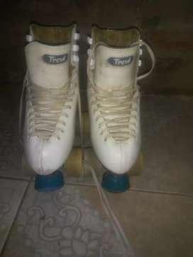 Vendo patines profesionales excelentes