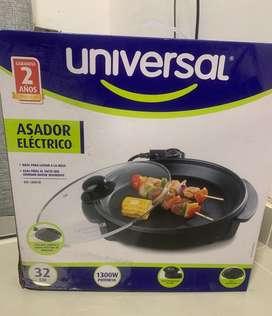 Vendo Parrilla Electrica Nueva