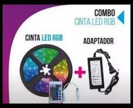 CINTA LED RGB