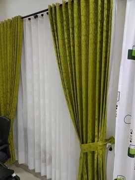 Hermosas Cortinas. Envíos a todo el país. Trabajamos cortinas personalizadas para la medida exacta de su ventana.