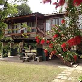 Alquilo casa cabaña isla delta