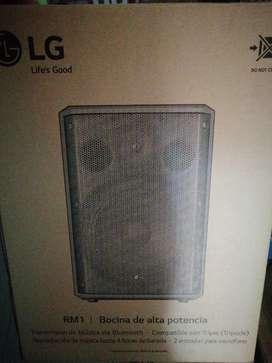 Parlante LG RM1