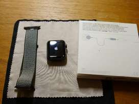 Apple Watch Serie 3 LTE GPS wr-50m 38 mm excellente