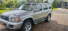 Vendo Nissan Pathfinder modelo 2004, 3500 cc