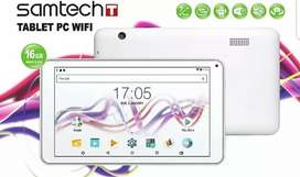 """Tablet Samtech 7"""" 16GB Android 10"""