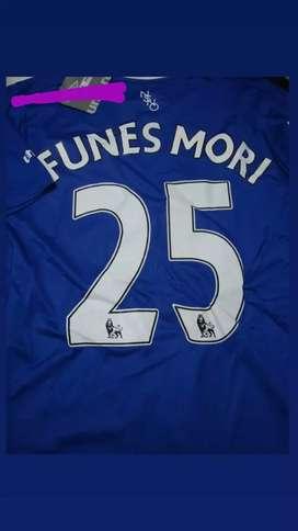 Camiseta Everton Funes Mori