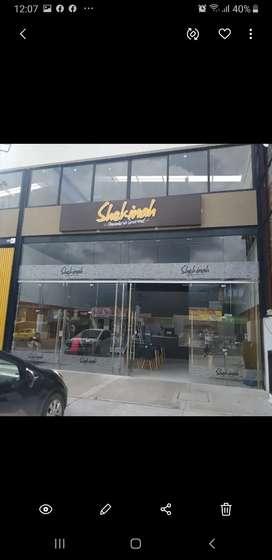 Se vende Panadería moderna acreditado, Panadería, pastelería restaurante,pizzería