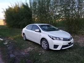 Toyota Corolla impecable estado Vendo