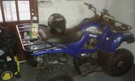 YAMAHA YFM 300 GRIZZLY