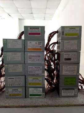 Fuente de poder atx  500W/550W/600W/650W PARA COMPUTADORA