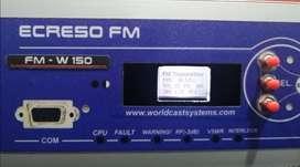 TRANSMISOR DE FM 150 WATTS
