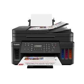 Impresora Multifuncion tinta continua Ref. G7010