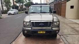 Vendo camioneta Ford Ranger,4x4, 2008, motor 3.0 turbo petrolero.
