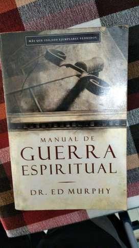 Manual de Guerra Espiritual por el Dr Ed Murphy