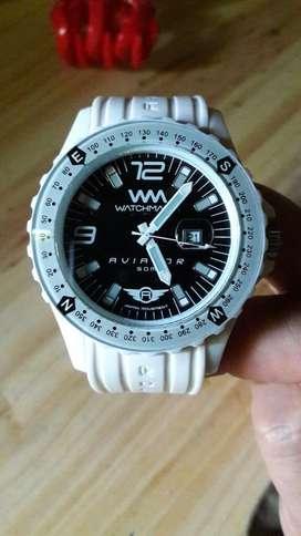 Reloj Watchmania Aviator Sumergible