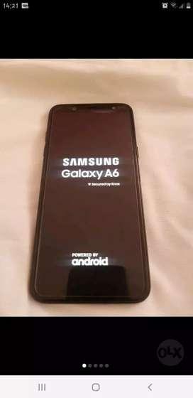 Samsung A6 Lte