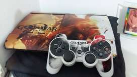 URGENTE VENDO PS3 FLASHEADA