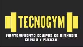 TECNOGYM MANTENIMIENTO Y REPARACIÓN DE EQUIPOS DE GIMNASIO