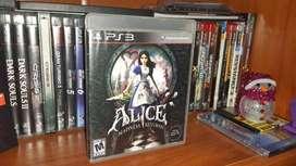 Alice Madness Returns Español PlayStation 3 Juegos PS3 Coleccionistas Juegos