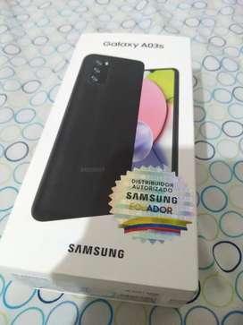 Samsung A03S  nuevo