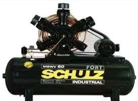 Reparación de compresores de aire comprimido