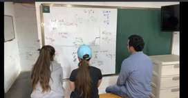 Clases de matemáticas virtual o presencial